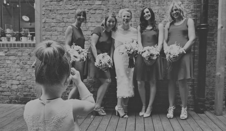 London creative wedding photography