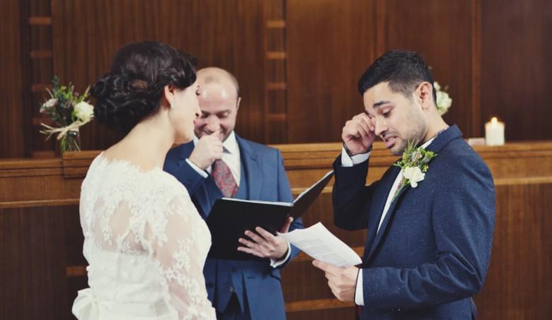 Crouch End Wedding Lisa Jane Photography