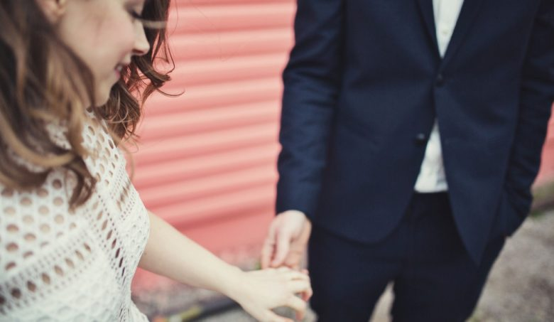 alternative east london warehouse wedding