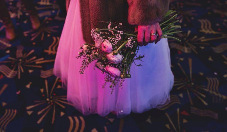 arcade wedding