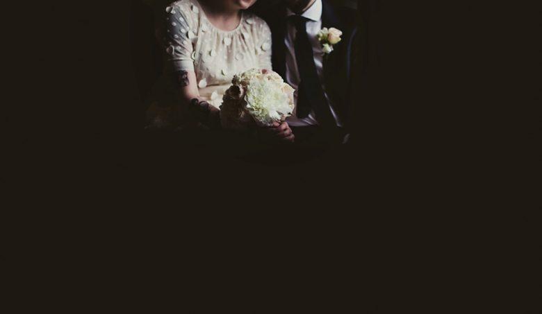Alternative wedding photography Meynell Langley Wedding