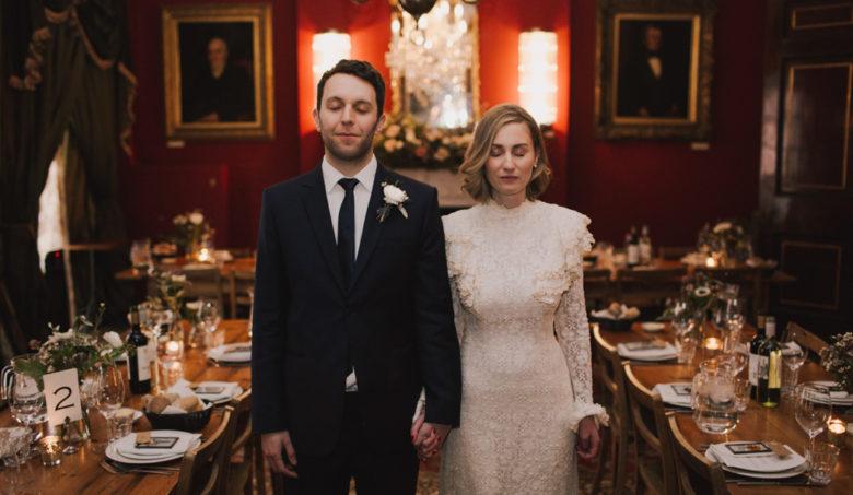 Brunswick House Wedding Photography - Lisa Jane Photography