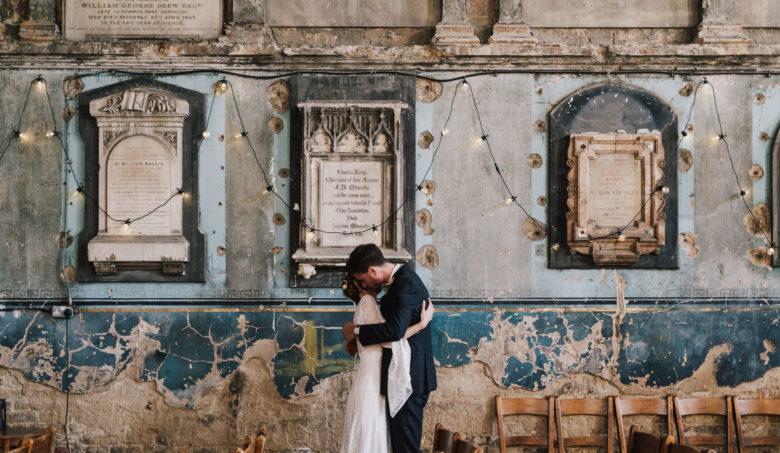 asylum chapel wedding photography by Lisa Jane Photography