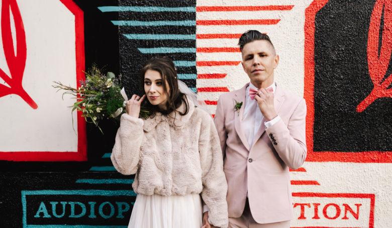 Shoreditch Pub wedding by Lisa Jane Photography